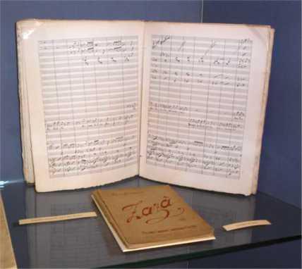 Ruggero Leoncavallo Librettist